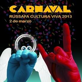 Cartel Carnaval-Culturaviva 2013