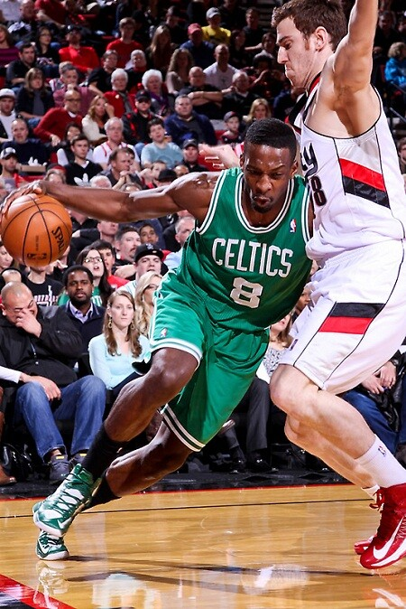 Claver. Blazers. Celtics