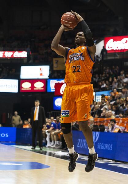 Valencia Basket - CB Canarias, 105 - 85