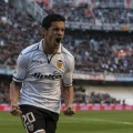 Ricardo Costa celebra su gol. Foto: Isaac Ferrera