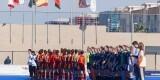 SELECCION DE FOTOS DEL ENCUENTRO DE ESPAÑA-REPUBLICA CHECA/ISAAC FERRERA