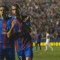 El Levante enamora a Europa con su juego ante el líder de la ligar griega/Isaac Ferrera