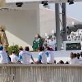 El Papa en la misa del Encuentro de las Familias en Valencia con la Virgen de los Desamparados/Manolo Guallart