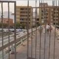 Pasarela peatonal de El Perellonet cerrada por Costas el año pasado