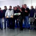 Entrega de trofeos de la III Regata Golfo de Valencia