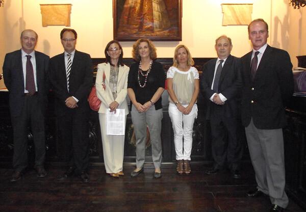 Tribunal de las oposiciones nacionales a notario celebradas en Valencia