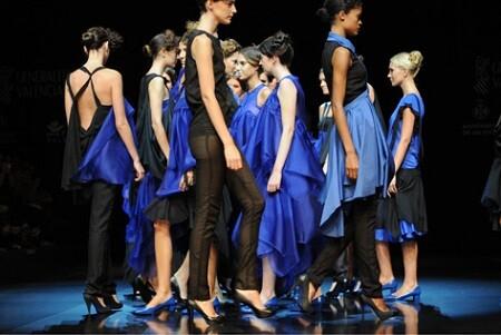 Valencia Fashion Week (imagen de archivo)