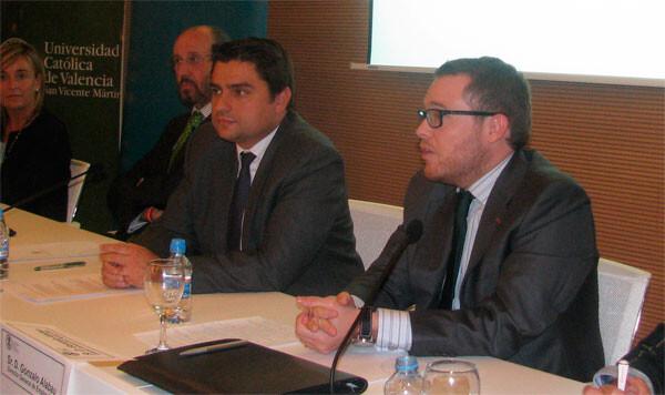 Gonzalo Alabau, director general de Formación Profesional y Enseñanzas de Régimen Especial