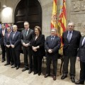 Las máximas autoridades valencianas y los representantes de la revista MIT Technology Review