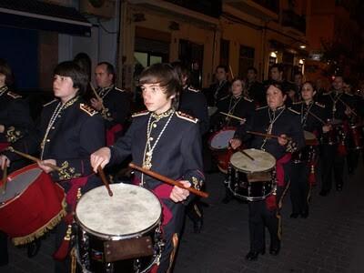 Banda de la Virgen de los Dolores/EOS