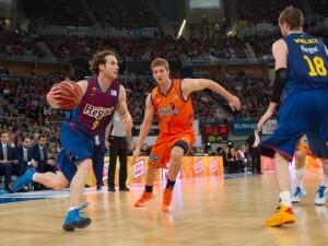 Barcelona - Valencia, final Copa del Rey de baloncesto 2013