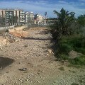 Aspecto que presenta la zona donde debe hacerse la urbanización y parque/aavv benimamet