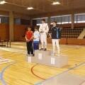 Carlos De Juan logró uno de sus mayores éxitos deportivos con el bronce que le clasifica para el campeonato de España/sav
