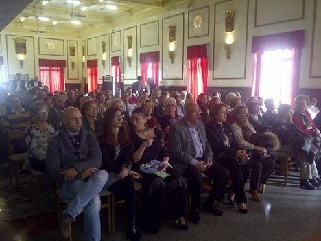 Unas 200 personas asistieron al evento que organizaron los jóvenes/vlcciudad