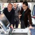 Serafín Castellano se interesó por el funcionamiento de las unidades móviles de emergencias sanitarias