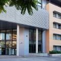 Edificio del Centro de Juventud de Algirós donde tendrá lugar la charla para trabajar en Canadá/ayto vlc.