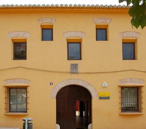 Fachada del edificio de Juventud de Orriols/ayto valencia