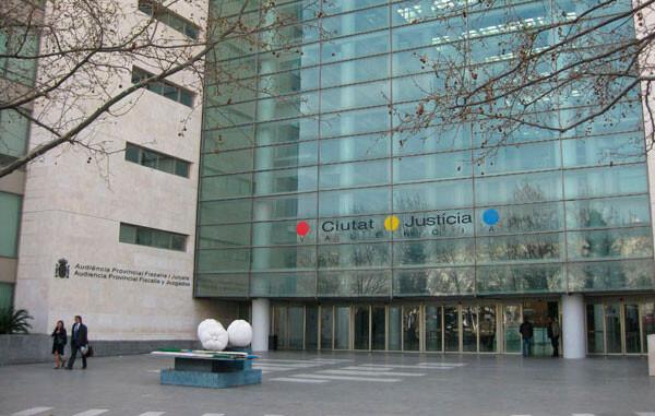 La Ciutat de La Justícia, en Valencia