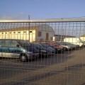 Depósito de grúa sito en la pedanía de Poble Nou/vlcciudad