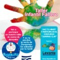 Taller Infantil Fallero en Nuevo Centro