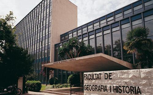 Facultad de Historia de Valencia
