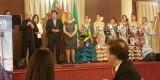 El Andaluz del Año 2013 Antonio El Malagueño agradece el galardón