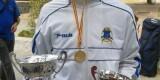 Fran Valero acude a su tercera competición internacional/SAV