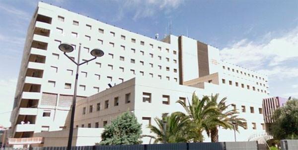 Hospital Doctor Peset, de Valencia