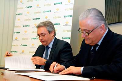 Acuerdo entre Iberflora y Fepex