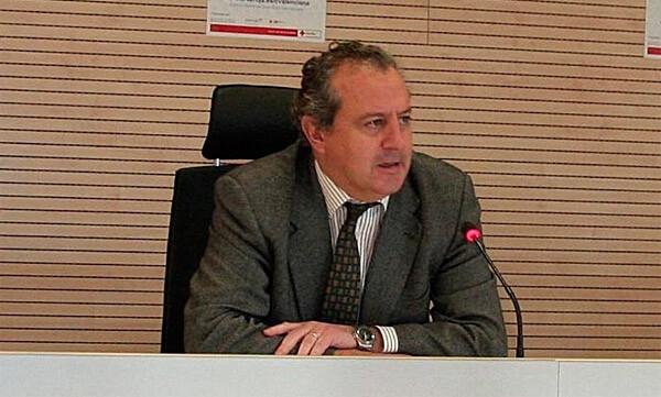 El secretario autonómico de Sanitat, Manuel Escolano, en una imagen de archivo.