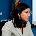 Mª José Catalá, consellera de Educación