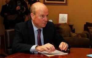 Máximo Buch, conseller de economía