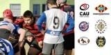 Cartel del Torneo Melé de Rugby que se disputa hoy y mañana en El Saler y Quatre Carreres/CAU