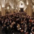 Misa de las antorchas, febrero de 2012