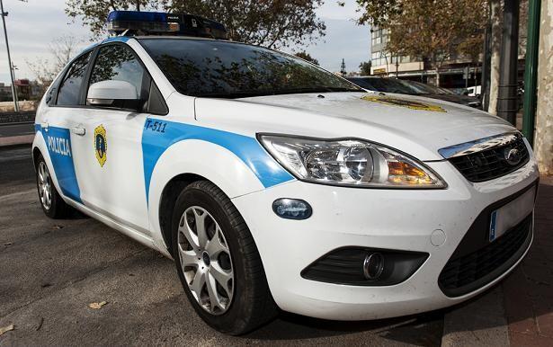 Un vehículo de la Policía de la Generalitat Valenciana/Isaac Ferrera