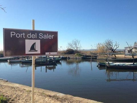 Zona de El Port d´El Saler cuya obra ya debía estar hecha y ahora no existe dinero pero sí se presupuestó hace 6 años/albufera