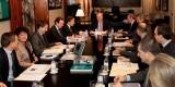Reunión del Ejecutivo de Alberto Fabra