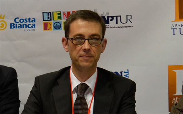 Sebastián Fernández, director general de Turismo