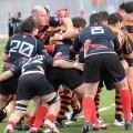 Los de CAU han cogido paso firme en la liga/CAU Rugby