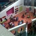 Taller infantil del Centro Comercial El Saler
