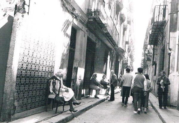 Barrio Chino. Foto: Joaquín Collado.