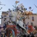 La Falla Plaza del Pilar 2013, la gran favorita