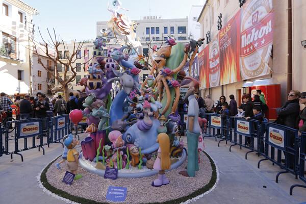 Plaza del Pilar. Foto: Manuel Molines