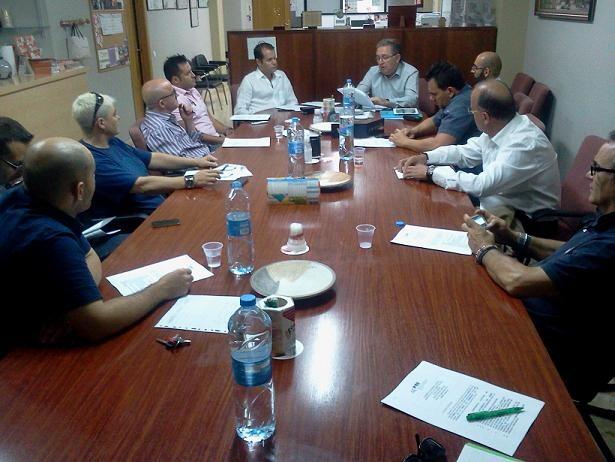 Reunión de los empresarios de pubs/aepub