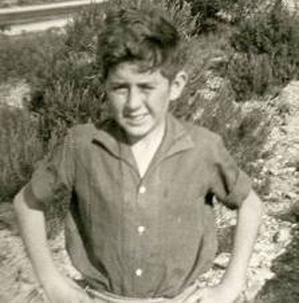 El joven Faustino /AVAN