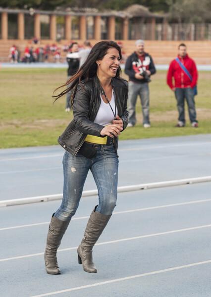 Selena acudió a ver a las cheerleaders y apoyo a los Firebats/Isaac Ferrera