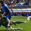 Los granotas jugaron bien pero no pudieron batir la portería de los rusos/Isaac Ferrera
