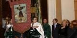 La Cofradía de Sant Bult salió sin su imagen porque lo está restaurando el IVACOR/M.Molines