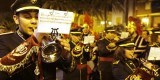 La Banda Virgen de los Dolores fue una de las que puso las marchas procesionales en el cortejo del Pretorio/M.molines