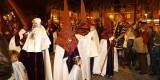 Un grupo de vestas de la Hermandad del Ecce-Homo/manuel molines